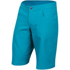 PEARL iZUMi Journey fietsbroek kort Heren turquoise